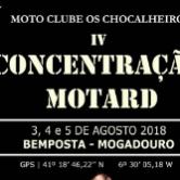CONCENTRACIÓN MOTARD